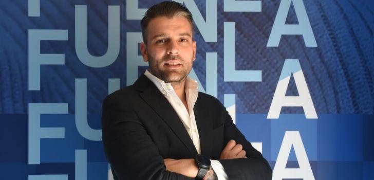 El CF Fuenlabrada ficha en Molcaworld a Jaime Castellets, su nuevo director de negocio y márketing