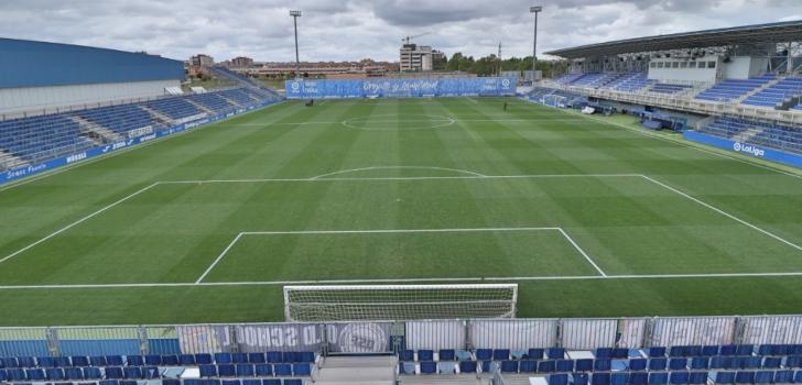 Fuenlabrada invertirá 6,5 millones en la ampliación del estadio Fernando Torres