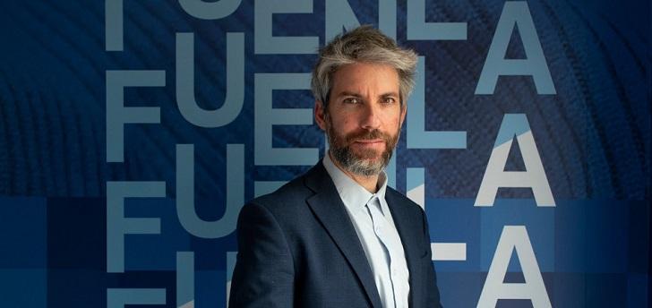 El CF Fuenlabrada incorpora a Daniel Vicente como director de estrategia