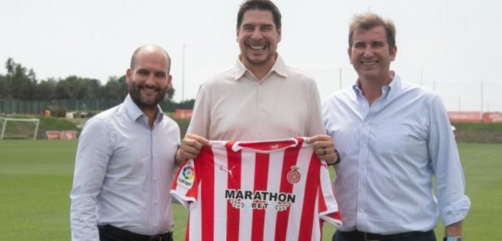El Girona FC estará controlado por el City Football Group (47%), Marcelo Claure (35%) y Pere Guardiola (16%)