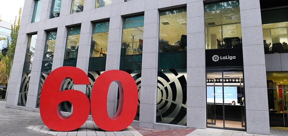 LaLiga pone en venta del 60% de su negocio tecnológico, que valora en 450 millones de euros