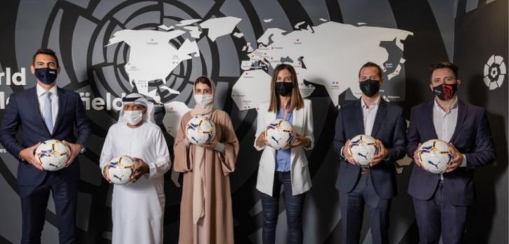 LaLiga, de traslado: abre oficinas en el Dubai Multi Commodities Centre
