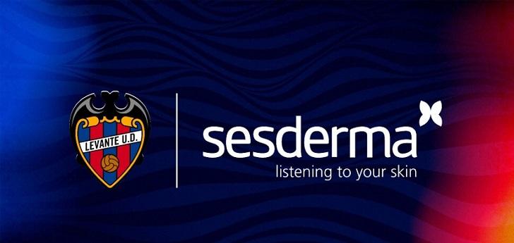 El Levante firma un acuerdo con Sesderma para la espalda de sus equipaciones