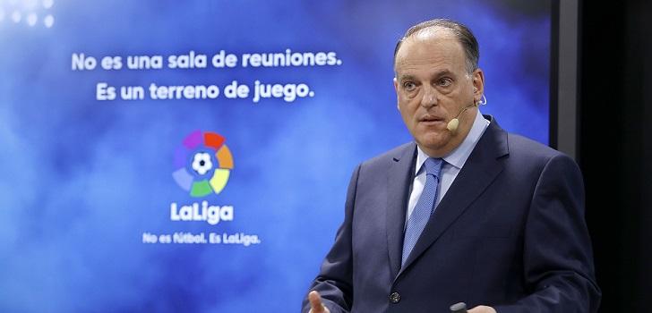 LaLiga dará apoyo a los clubes que se acojan a un Erte durante el parón