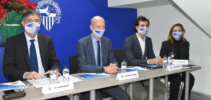El CE Sabadell aprueba otra ampliación  de seis millones para cumplir los requisitos del CSD