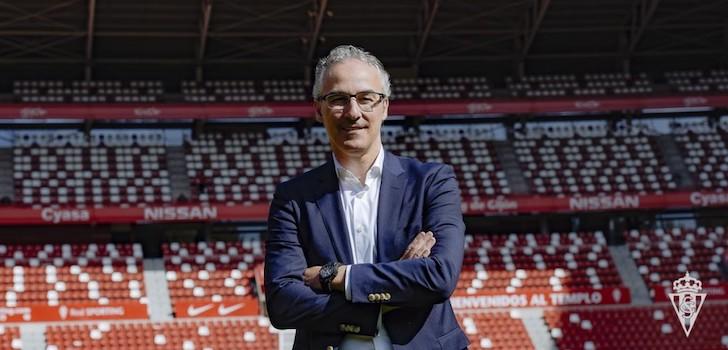 El Real Sporting ficha a un ejecutivo de la Real Sociedad como director deportivo
