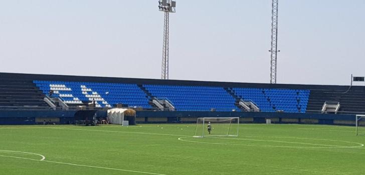 El Ibiza invertirá 2,3 millones de euros en la reforma del estadio de Can Misses