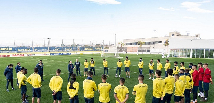 El Villarreal CF pierde un millón de euros y apunta a 65.000 euros de beneficio en 2020-2021