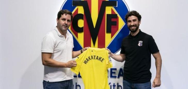 El Villarreal CF se apoya en Wakatake para crecer en Japón