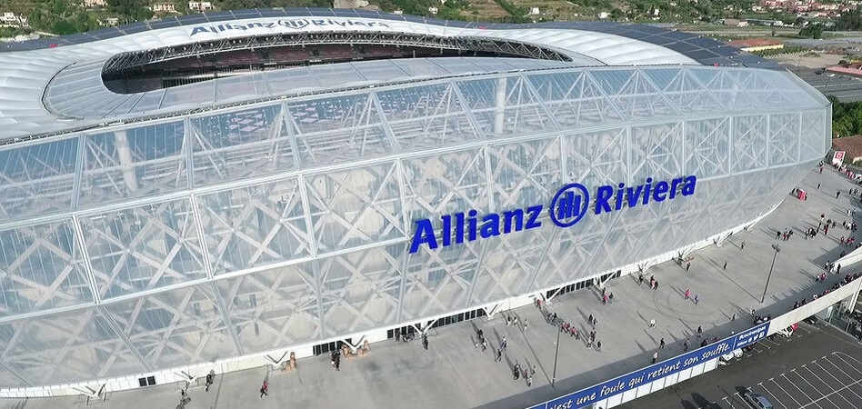 Allianz amplía el patrocinio del 'naming' del estadio Allianz Riviera hasta 2030