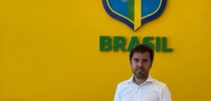Del Real Madrid a Brasil: la CBF ficha a Lorenzo Perales como director comercial