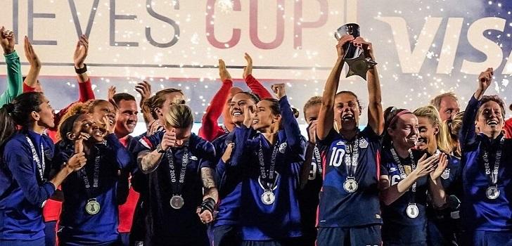 Mediapro se hace con los derechos de televisión de la SheBelieves Cup