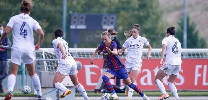 Fútbol femenino, apuesta sin patrocinio: sólo el 35% de los gigantes tienen su propio 'main sponsor'