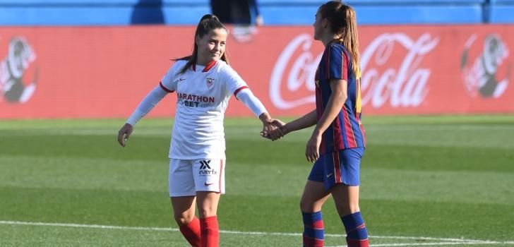 El fútbol femenino avanza en su profesionalización con la creación de la Liga Ellas