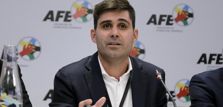 AFE denuncia irregularidades en la presentación de Ertes en el fútbol modesto