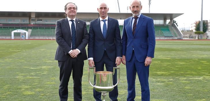 La Rfef pospone la final de Copa del Rey de 2019-2020 hasta que pueda haber público
