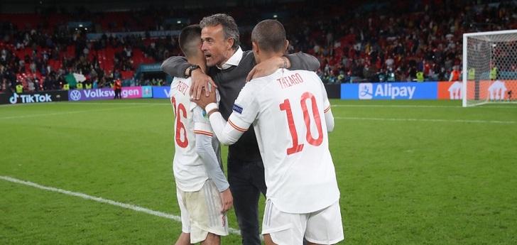 Euro2020: hasta 47 millones de españoles siguieron los partidos de España