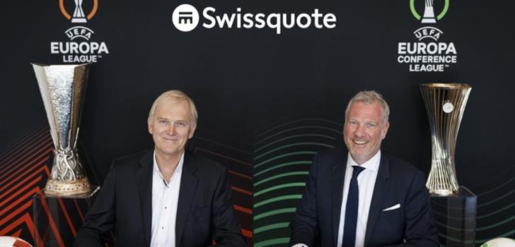 La Uefa ficha a Swissquote como patrocinador hasta 2024