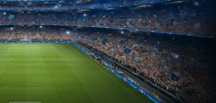 La Uefa renueva el patrocinio de PlaySation para la Champions hasta 2024