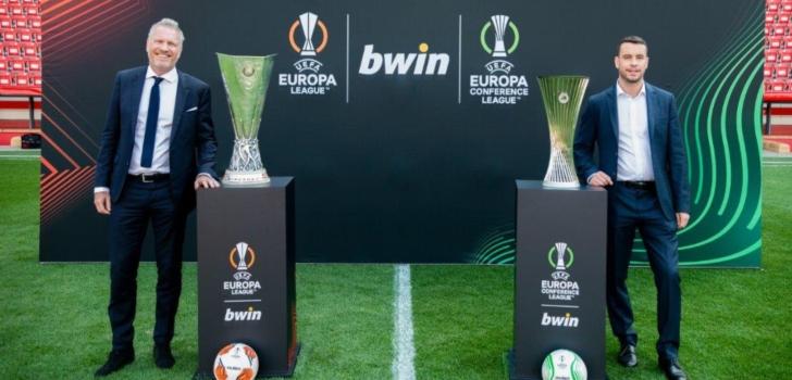 La Uefa ficha Bwin a como patrocinador de Europa League y Conference League