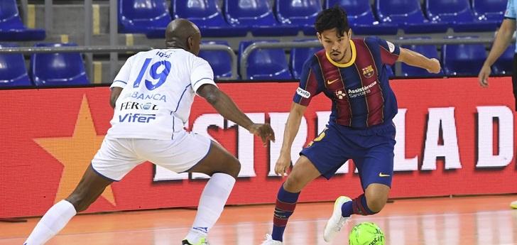 El fútbol sala 'salva' el negro en 2019-2020: la Lnfs logra un beneficio de 261.474 euros