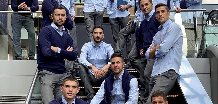 El Ganso vestirá a la Selección Española de Fútbol Sala