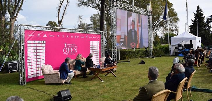 El sector del golf genera un negocio de 5.400 millones al año en Andalucía