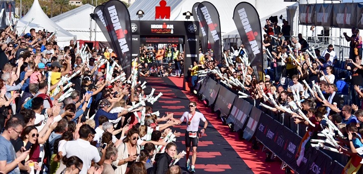 Wanda Sports vende Ironman a un grupo americano por 730 millones de dólares