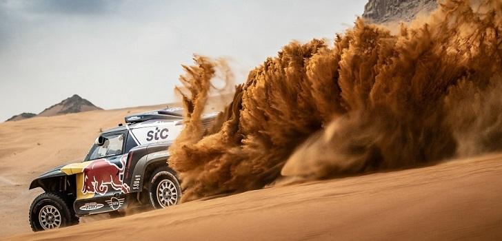 El Dakar salva la primera edición post-Covid con sólo un 6,1% menos de vehículos