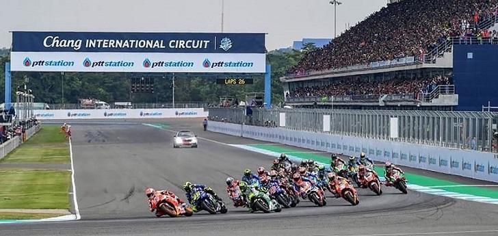 MotoGP se blinda en Europa: suspende los grandes premios de Argentina, Tailandia y Malasia