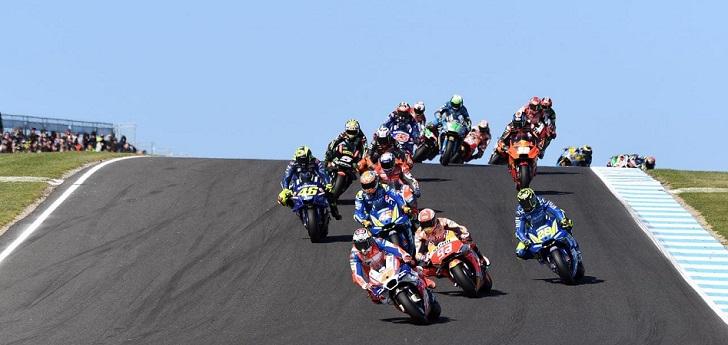 MotoGP se despide de Reino Unido y Australia hasta la próxima temporada