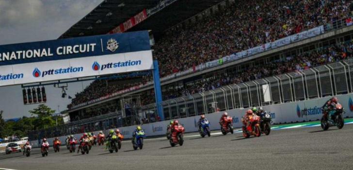 Dorna cancela el Gran Premio de Tailandia