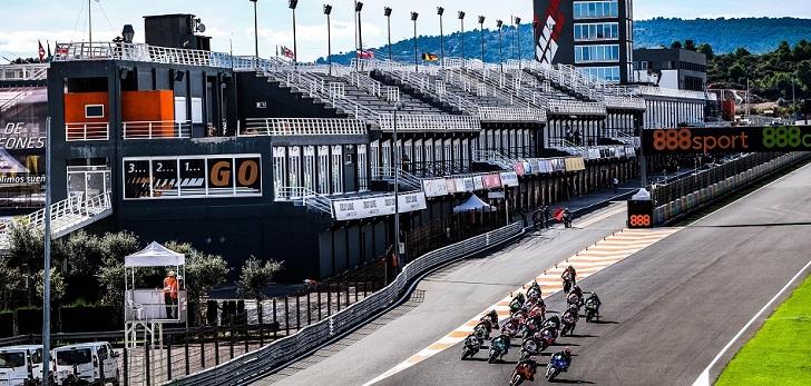 La Generalitat Valenciana adjudica a Dorna la organización de tres grandes premios de MotoGP por 44 millones