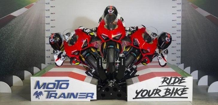Dorna se alía con Moto Trainer para lanzar el simulador de MotoGP