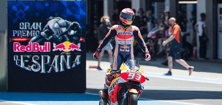 Red Bull renueva con MotoGP y dará nombre a los dos grandes premios de Jerez hasta 2024