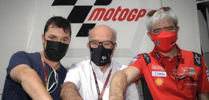 El equipo de Rossi firma con Dorna para competir en MotoGP cinco años y se alía con Ducati