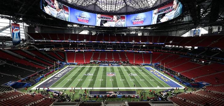 La NFL prevé un impacto de hasta 5.500 millones de dólares por jugar a puerta cerrada