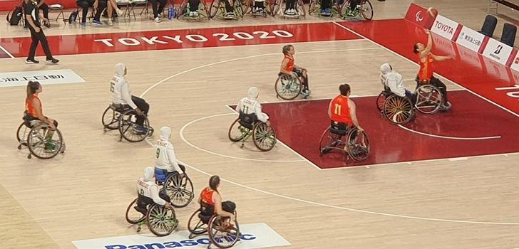 Los Juegos Paralímpicos rozan los once millones de espectadores en Rtve