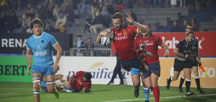 El rugby español contrata a la cara de los 'All Blacks' en España para ampliar sus patrocinios