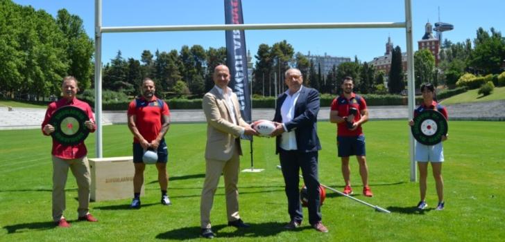 La Federación Española de Rugby ficha a Singular WOD como patrocinador técnico