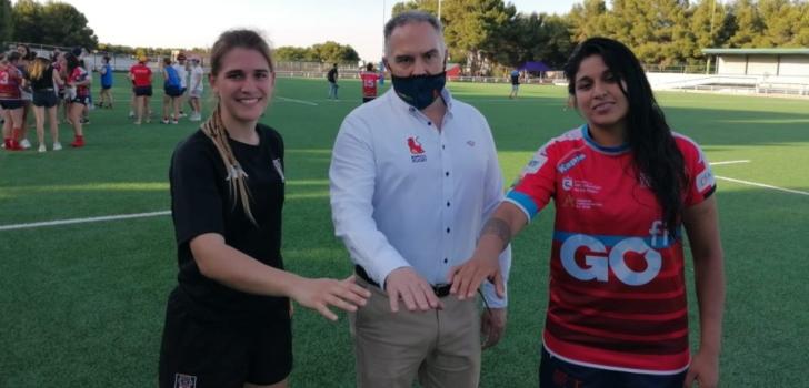 La Federación Española de Rugby nombra a su tesorero director general