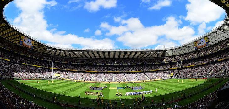 El rugby inglés prevé perder 55 millones de euros por el coronavirus