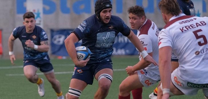El rugby mira a ACB y Asobal: la Santboiana busca ganar atractivo para 'atar' más patrocinio