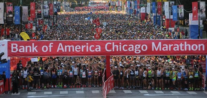 El maratón de Chicago sigue los pasos de Berlín y Nueva York y cancela su edición de 2020