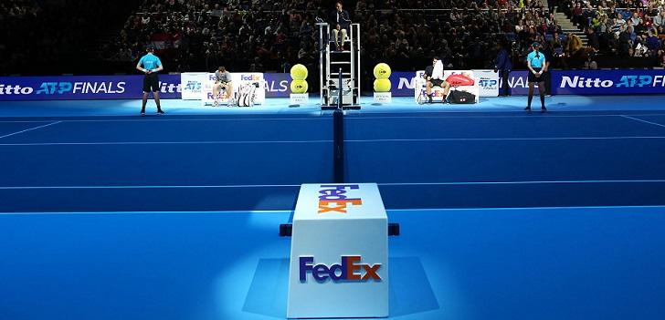 La ATP renueva su patrocinio con FedEx y lo amplía al Mutua Madrid Open