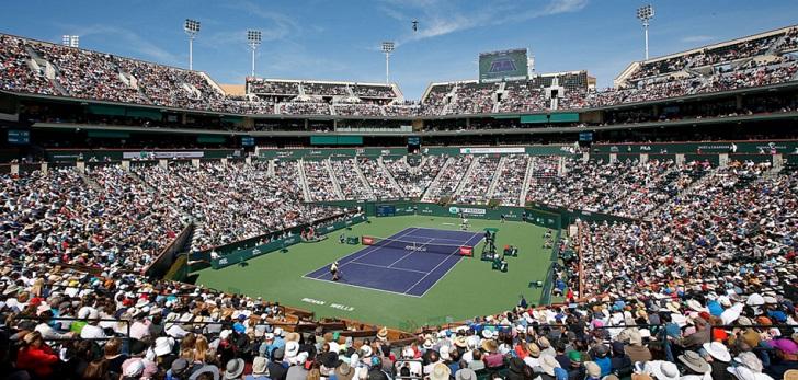 El torneo de Indian Wells se suspende por el coronavirus