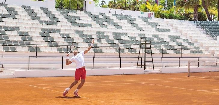 Marbella entra en el ATP Tour 2021 y se suma a Madrid, Barcelona y Mallorca