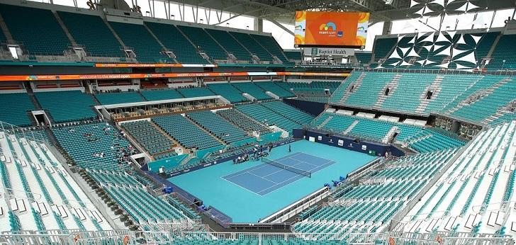 Arranca el Miami Open con un recorte del 60% en premios