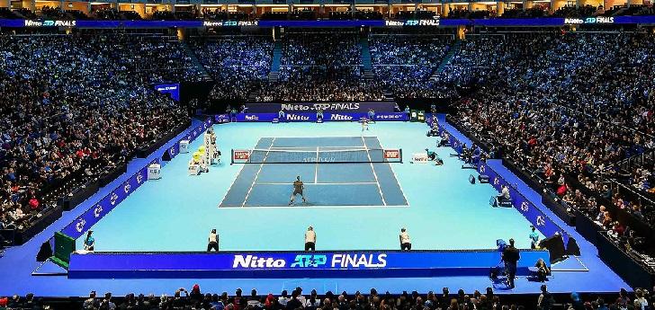 La ATP se asegura a Nitto como patrocinador del Torneo de Maestros hasta 2025 en plena mudanza hacia Italia