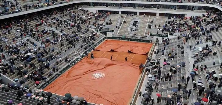 Roland-Garros opta por la prevención y aplaza el torneo de mayo a septiembre